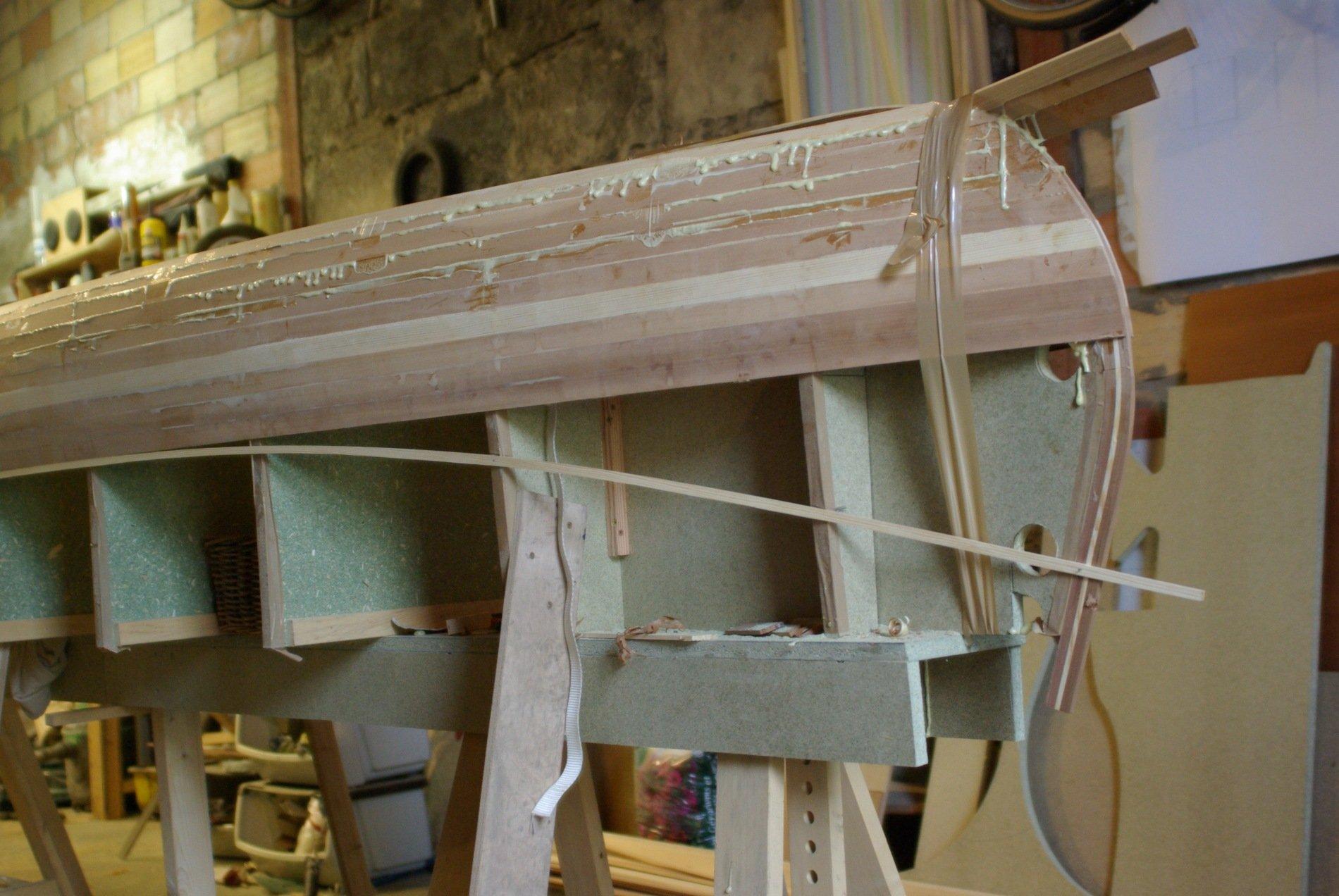 Construire son cano en bois - Travail du bois pour debutant ...